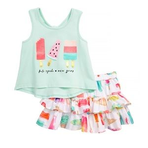 Kate Spade Skirt Set